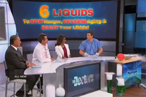 The Doctors talk cryotherapy